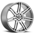 Motiv Wheels <br/>414AB Modena Anthracite with Brushed Face