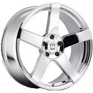 Motiv 416C Monterey Chrome Wheels