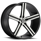 Motiv Wheels <br/>418AB Melbourne Anthracite with Brushed Face