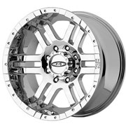 MOTO METAL Wheels <br>MO951 Chrome
