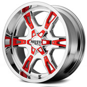 MOTO METAL Wheels <br>MO969 Chrome