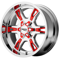 Moto Metal Wheels<br> MO969 Chrome