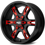 MOTO METAL Wheels <br>MO969 Gloss Black