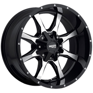 Moto Metal Wheels<br /> MO970 Gloss Black
