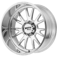 Moto Metal Wheels MO401 Polished