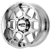 Moto Metal Wheels <br/> MO981 Chrome