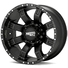MOTO METAL Wheels <br>MO968 Satin Black