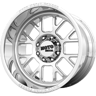 Moto Metal Wheels MO404 Polished