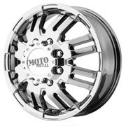 MOTO METAL Wheels <br>MO963 Bright PVD