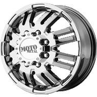 Moto Metal MO963 Bright PVD Wheels