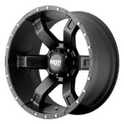 MOTO METAL Wheels <br>MO967 Satin Black
