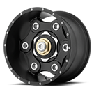 MOTO METAL Wheels <br>MO977 Satin Black
