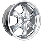 MPW Wheels <br/>MP210 Chrome