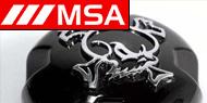 MSA Offroad <br> Caps