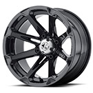 MSA Offroad Wheels Diesel Gloss Black