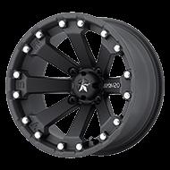 MSA Offroad Wheels <br/>M20 Kore Flat Black