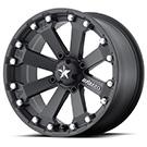 MSA Offroad Wheels Kore Satin Black