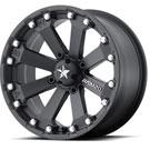 MSA Offroad Wheels M20 Kore Flat Black