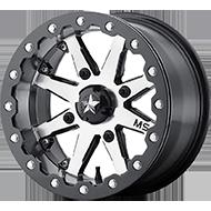MSA Offroad Wheels <br/>M21 LOK Gun Metal