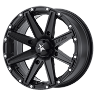 MSA Offroad Wheels <br/>M33 Clutch Satin Black
