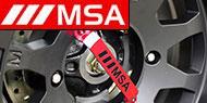 MSA Offroad<br /> Name Plates