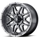 MSA Offroad Wheels M26 Vibe Dark Tint