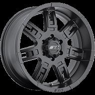 Mickey Thompson Wheels <br>Sidebiter II Satin Black