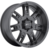 Mickey Thompson Wheels <br>Sidebiter II Black