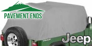 Pavement Ends Jeep <br>Canopy Covers