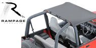 Rampage Jeep Combo Briefs <br>for Wrangler YJ 1992-1995