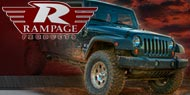 Rampage Products for Jeeps
