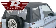 Rampage Factory Replacement Tops <br/>for Geo Tracker/Suzuki Sidekick 1989-1998