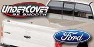 Undercover SE Smooth Tonneau Cover for Ford