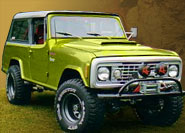 Jeepster Commando Jeep Tops