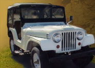CJ5 Jeep Tops