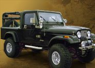 CJ8 Scrambler Jeep Tops