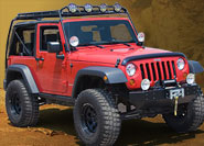 Wrangler JK Jeep Tops
