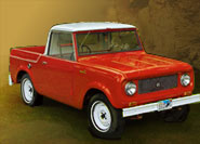 International Scout Tops
