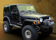 Wrangler TJ Jeep Tops