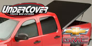 UnderCover Classic Tonneau Cover for Chevy/GMC