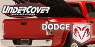 Undercover Classic Tonneau Cover for Dodge