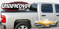 Chevy <br>Undercover SE <br>Tonneau Covers