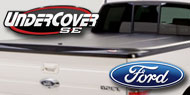 Ford <br>Undercover SE <br> Tonneau Covers