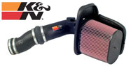 K&N Diesel Cold Air Intakes