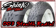 003 Stealth Radial Tires