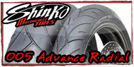 005 Advance Radial Tires