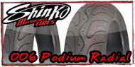 006 Podium Radial Tires