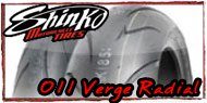 011 Verge Radial Tires