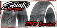 250 Series Tires