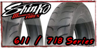 611 / 718 Series Tires